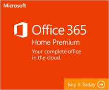 Microsoft Office 365 Display ad