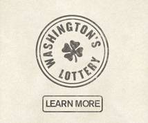 Washingtons Lottery Display ad