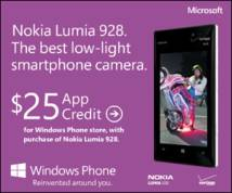 Windows Phone Banner ad