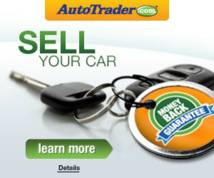 Autotrader.com Display ad