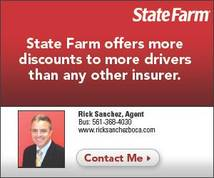 State Farm Display ad
