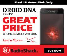 RadioShack Display ad