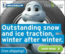 Michelin Banner ad