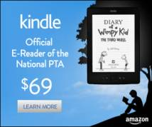 Kindle Display ad