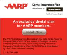 Aarp Display ad