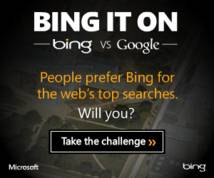 Bing Display ad