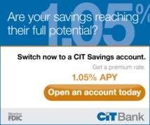 Citibank Display ad