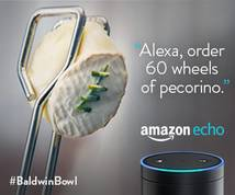 Amazon Echo Display ad