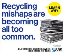 Bloomberg Businessweek Banner ad