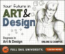 Full Sail University Banner ad