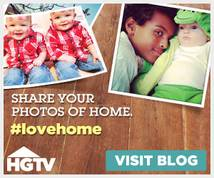 HGTV Display ad