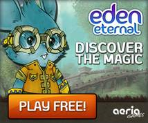 Aeria Games Display ad