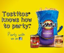 Tostitos Banner ad