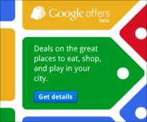 Google Offers Display ad