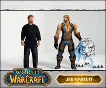 World Of Warcraft Display ad