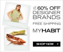 MYHABIT Display ad