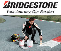 Bridgestone Display ad