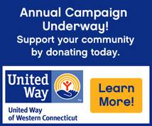 United Way Banner ad