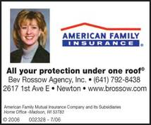 American Family Insurance Display ad