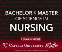 Capella University Display ad