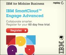 IBM Display ad