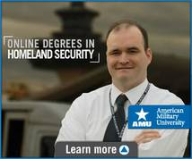 American Military University Display ad