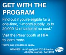 Pfizer Display ad