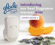 Glade Display ad