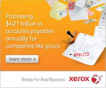 Xerox Display ad