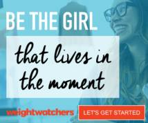 Weight Watchers Banner ad