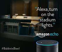 Amazon Echo Banner ad