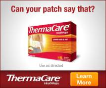ThermaCare Display ad