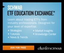 Charles Schwab Display ad