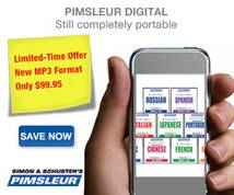 pimsleur approach Banner ad