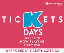 Ticketmaster Display ad