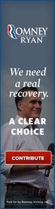 romney victory Display ad