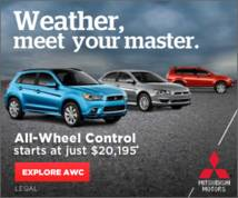 Mitsubishi Display ad