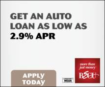 BECU Display ad