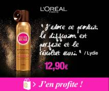 L'oreal Display ad