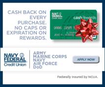 Navy Federal Display ad