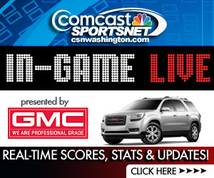 Comcast Sportsnet Display ad