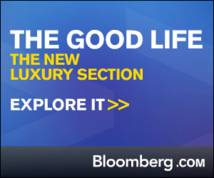 Bloomberg Display ad