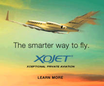 Xojet Display ad