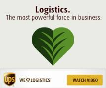 UPS Display ad