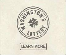 Washingtons Lottery Banner ad