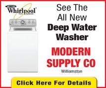 Whirlpool Display ad