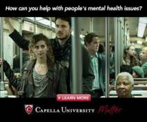 Capella University Banner ad