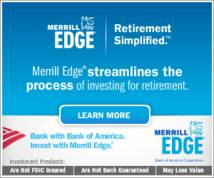 Bank Of America Banner ad