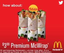 McDonald's Display ad