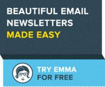 Emma Display ad